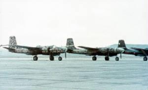 Resultado de imagen para fach: B26 invader en 1978